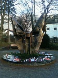schmettrlingsbrunnen